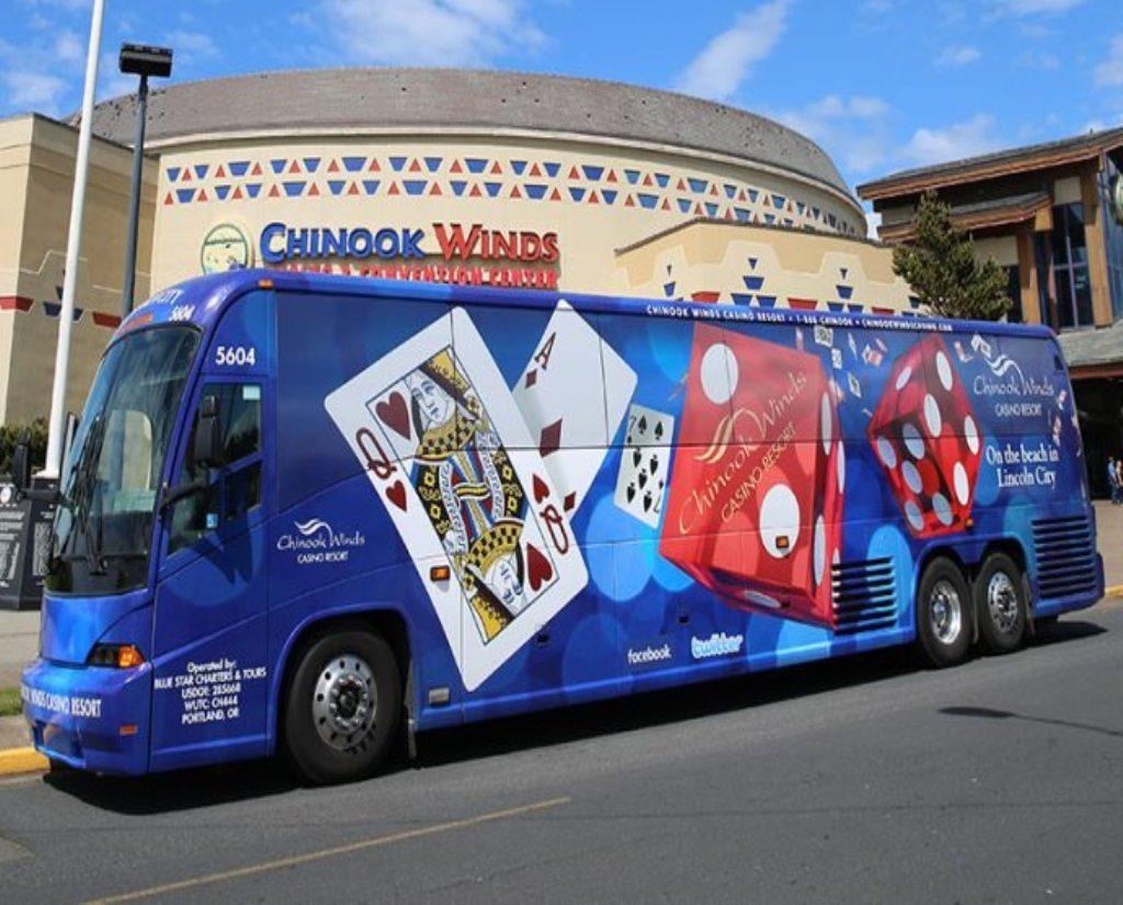 a Casino Bus Service